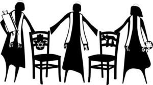Women Cantors Logo